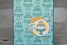 Stampin' Up - Endless Birthday Wishes