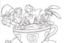 Disney og andre figurer