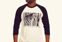 Wearable Art / In this collection the t-shirt is more than a simple cloth; it`s a piece of Art than you wear with a smile.