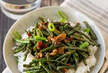 Chinese Long Beans / by Seasonal Roots