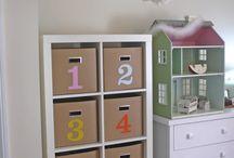 Little Monkey's room