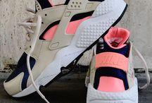 Nike HUARACHE❤️