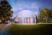 Future home / A collection of eco-friendly unique homes and architecture
