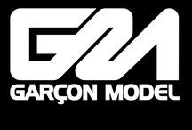 Welcome To Garçon Model! / Where style meets Underwear.