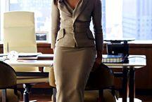 Suits / Jessica Pearson, Olivia Pope, etc..