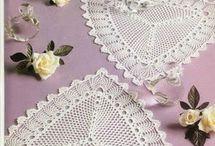 crochet / terítők