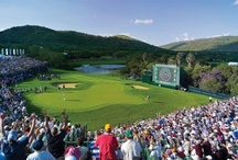 Golf Courses / Beautiful golf courses from around the world