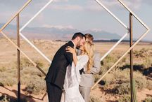 Geometrical wedding