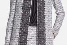 пальто шанель