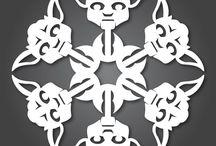 Snowflakes!!!