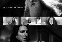 """Severus and Lily """"Always"""""""