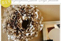 Craft Ideas / by Kassie Dubois