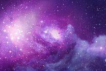 月、星、宇宙