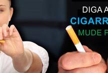 Informações sobre cigarros eletrônicos.