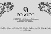 Epixilon Collection 2014 / Furniture Creations