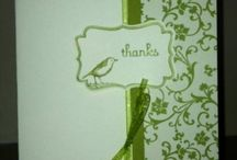 Four Frames Card Ideas / by Laurie Graham: Avon Rep/Stampin' Up! Demo