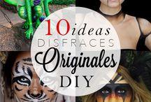Disfraces DIY