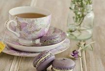 Violet/fialové inspirace