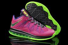 Nike Lebron 10(X) Low