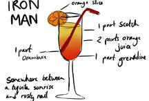 Geek Drinks and Food / by Rhiannon Gonzalez