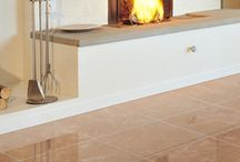 Cement Look Tile / Cement Look Tile great for kitchens, bathrooms, living spaces, showers, outdoor spaces, commercial projects, and much more.  Comes in Glazed and Colorbody™ Porcelain in a variety of sizes, shapes, trims, and colors / by Daltile