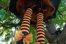 Halloween  -  Decorating, Outdoor / by Angela George