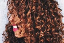 cabelos cacheados