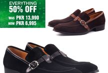 Stuff to buy / 50% flat discount on all items in-store & Online! Limited Offer! To order:  UAN: 042-111-11-8693