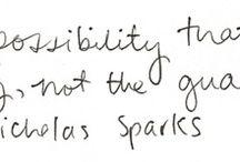 Quotes / by Aubree Napoleon