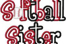 <3 <3 Softball <3 <3