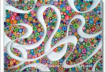 Quilling - Just Circles / by Rebecca  Vessels