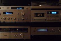 Pioneer vintage hifi / Pioneervintage