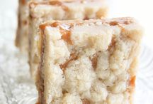Dessert: Brownies & Bars / Brownie recipes, dessert bar recipes