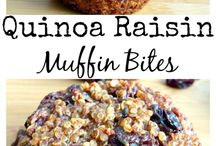 Healthier Snacks n Bites! / Healthier snacks and mini treats that are better than your bag of chips