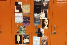 Library displays / by Lynne Vanderveen Smith