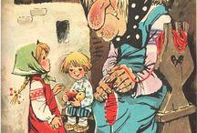 Сказки иллюстрация