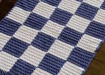 covor tricotat