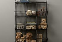 kids // shelf / by Cécile