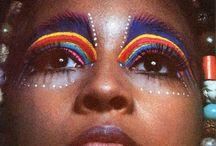 Psychedelic Makeup