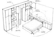 interiores // marcenaria // revestimentos
