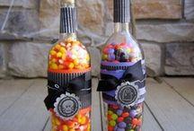 Wine bottle ideas / Art n Craft