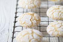 Biscotti mandorle limone