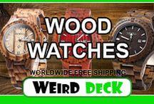 Wood Watches / Wooden Watch