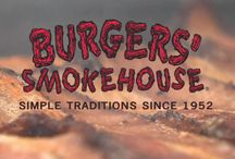 Our History / by Burgers' Smokehouse