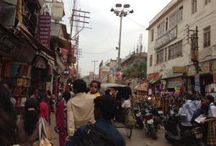 Varanasi / Here are some sights you can see if you're visiting Varanasi for 1-2 days.