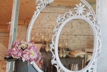Le miroir, objet