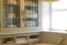 Bathroom Storage and Bathroom Furniture / Great ideas for simple bathroom storage, giving practicality, Style and elegance to your bathroom.