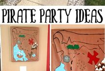 Pirate party for Austin