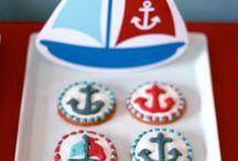 Cookie Decoration- Nautical