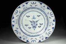 Delftware by Stephen Earp / Hand made, historically inspired delft pottery by Stephen Earp.